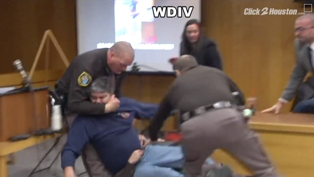 Distraught Father Attacks Sexual Predator Larry Nassar in Court