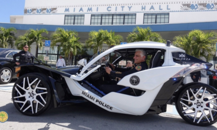Miami Police Department Rolling in Style