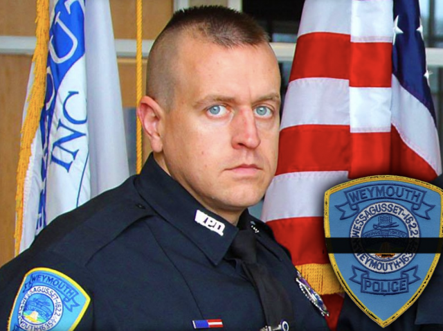 Massachusetts police officer attacked with rock, killed with own handgun