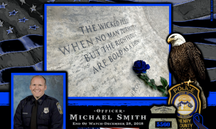 In Memoriam Officer Michael Smith