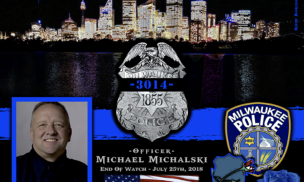 In Memoriam Officer Michael Michalski