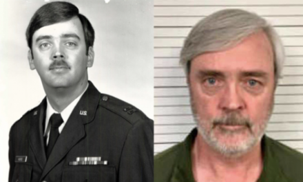 United States Air Force officer found after 35-years, charged with desertion