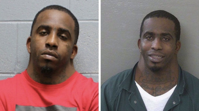 Mugshot of 'Neck Guy' Times Two
