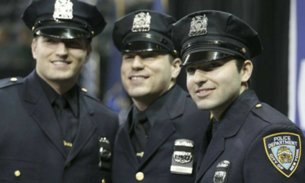 American Police – The World's Most Trusted Per Gallup