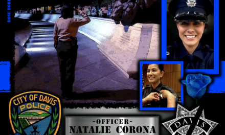 In Memoriam Officer Natalie Corona