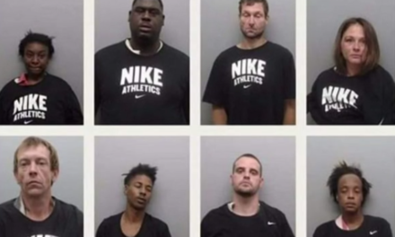 Sheriff Putting Inmates in Nike Shirts – Just Do It
