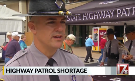 Recruitment shortages leave North Carolina State Highway Patrol lacking 200 troopers