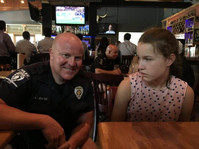 North Carolina mom 'moved to tears' as police show compassion to autistic daughter