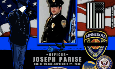 In Memoriam Corrections Officer Joseph Parise