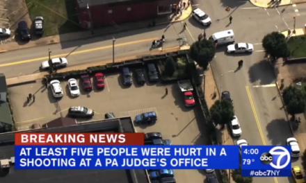 Cops Neutralize Gunman at Pennsylvania Courthouse