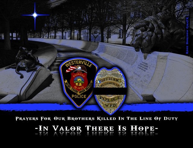 In Memoriam Officer Eric Joering and Officer Anthony Morelli