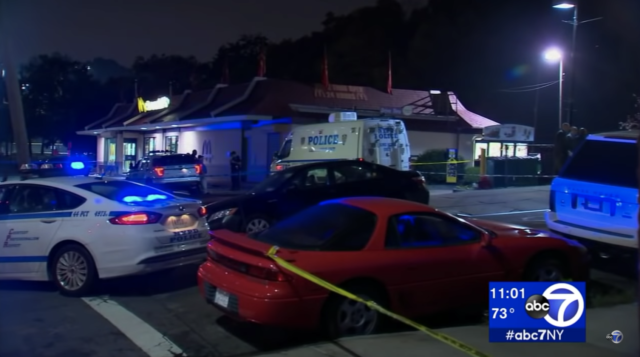 Reputed mobster whacked at McDonald's drive-thru