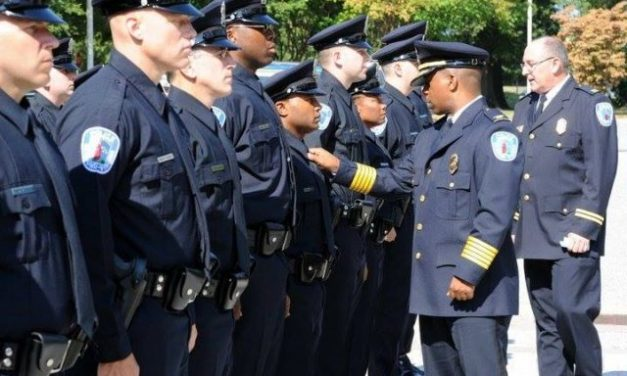 While You Fight the Police, We Honor Them