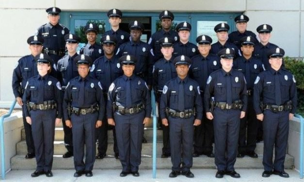 Aftermath Services Honoring Officers With Grants