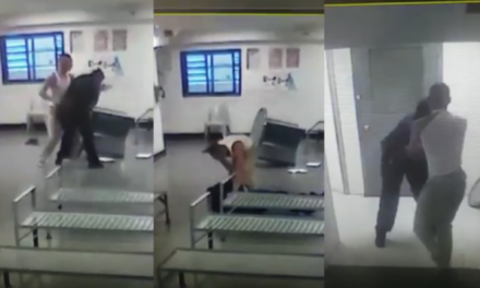 Video Shows Violent Outburst as Rikers Island Inmate and Corrections Officer Brawl