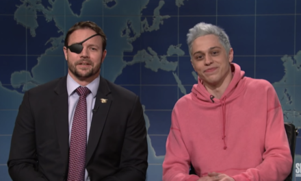 SNL Makes Amends with Dan Crenshaw