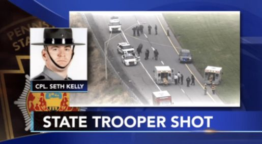 Trooper Saves Life Applying His Own Tourniquet
