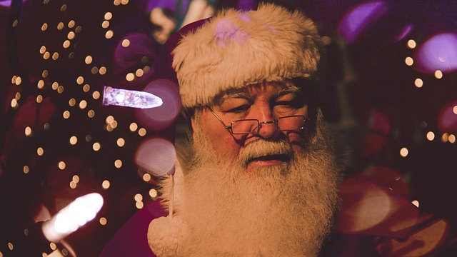 12 Things a Cop Asked Santa During a Traffic Stop