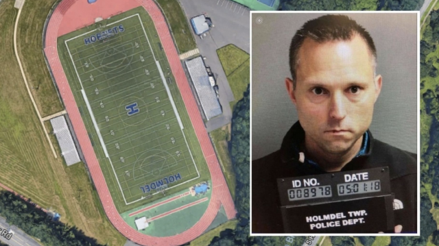 New Jersey School Superintendent Caught With His Pants Down