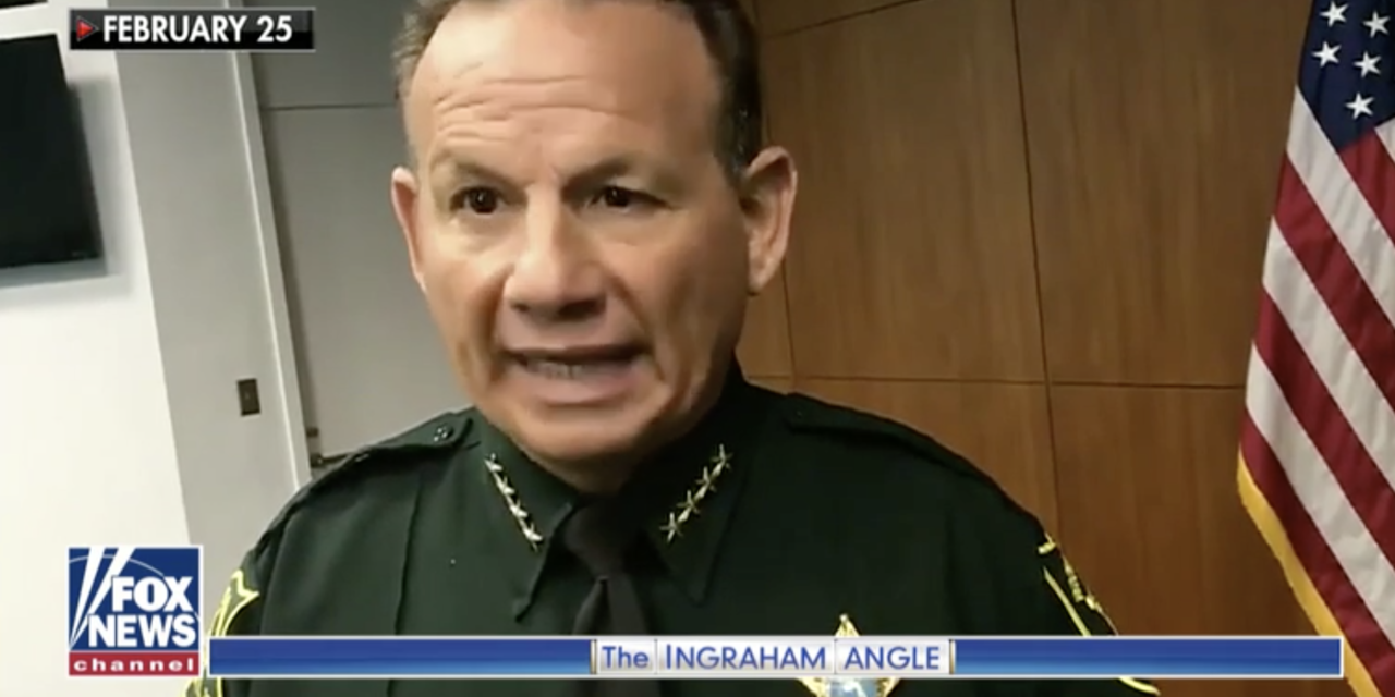 Breaking News: Embattled Sheriff Scott Israel Canned By Florida Governor