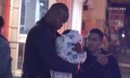 Officers Revive Unresponsive 3-Week-Old Baby After He's Slammed to Ground
