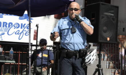 LET Internal Battle over Police Lip Syncing