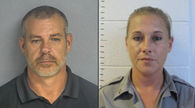 Arresting affair: Missouri sheriff and deputy face felony indictment