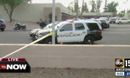 Two Female Officers Shot in Tempe Arizona
