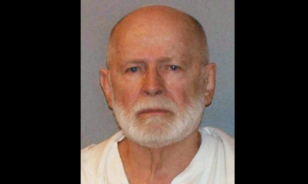 "James ""Whitey"" Bulger Killed at West Virginia Prison"