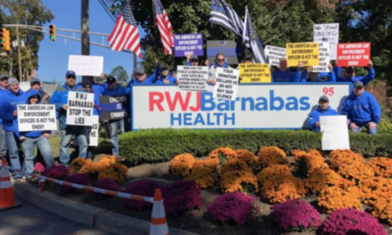 Law enforcement rallies against healthcare exec who suggested cops were racist killers