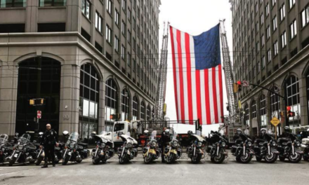 These Cops are Supporting the Families of Fallen Officers