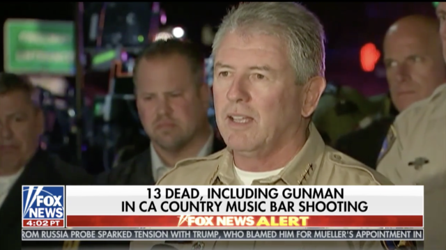 Former Marine Identified as Homicidal Gunman at Country Music Bar Massacre