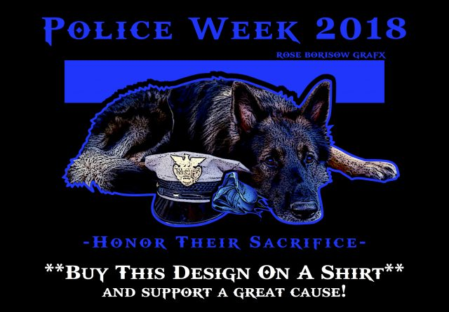 Honoring the Fallen – Police Week 2018