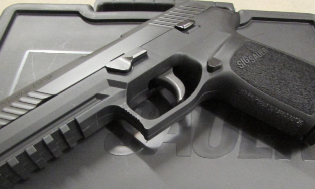 Lessons Learned from the Sig Sauer Academy