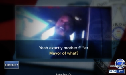 Son of Denver Mayor Caught Slurring Officer
