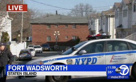 Staten Island standoff leaves officer wounded, suspect dead