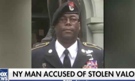 Green Beret Imposter Gets Outed