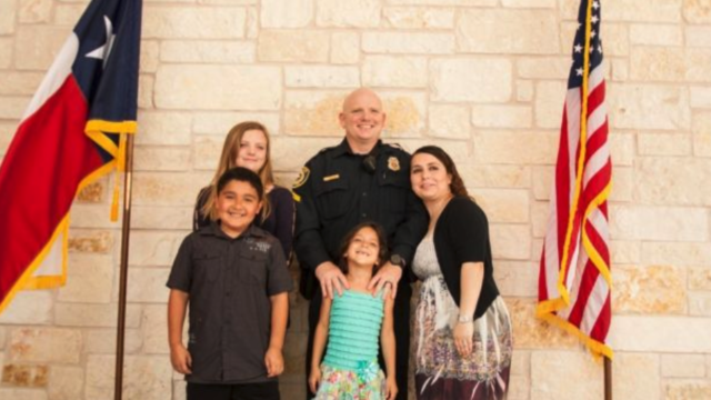 Texas Police Family Makes Plea for Daughter's Life