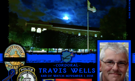 In Memoriam Corporal Travis Wells