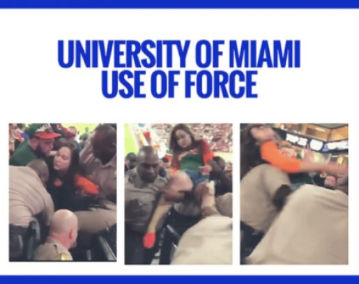University of Miami Use of Force