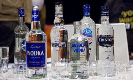 Booze Boost Nets Thieves 18,000 Gallons of Vodka