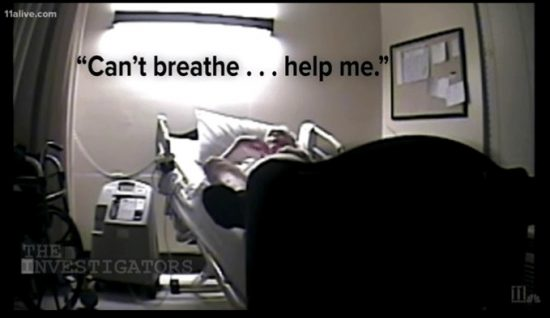 Nurses Laughing as WWII Veteran Called for Help in Dying Moments
