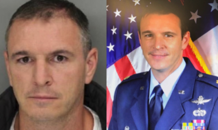 FBI Child Exploitation Sting Nets USAF Lieutenant Colonel