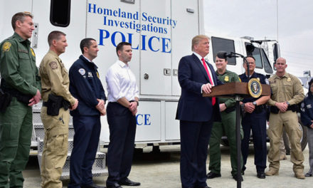 Federal Agent: Stop Using Us As A Political Pawn In The Border Battle