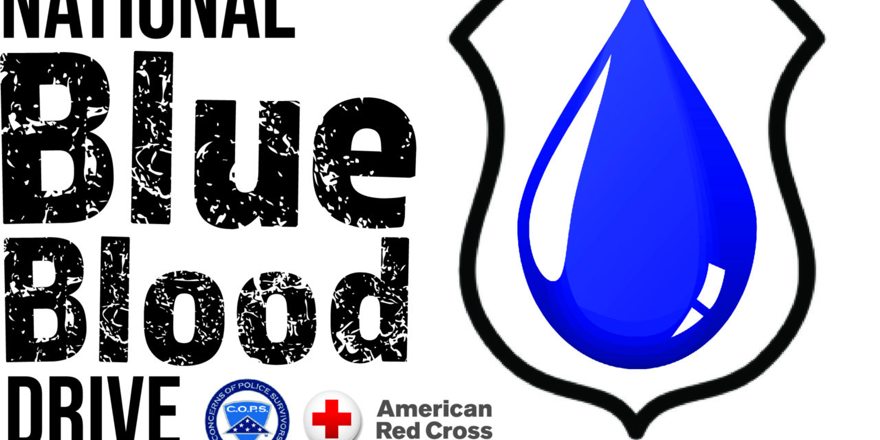 National Blue Blood Drive