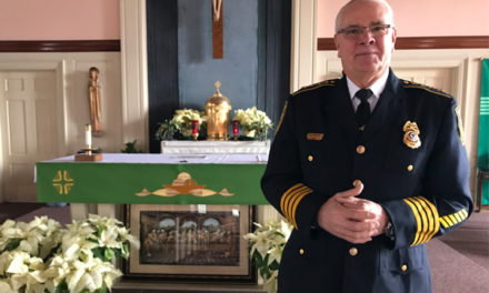 Atheist Says Police Don't Belong In Church. This Chief Proves Him Wrong.