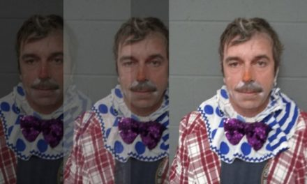 Cocaine-Possessing-Clown Found Conked out in Stranger's Bedroom