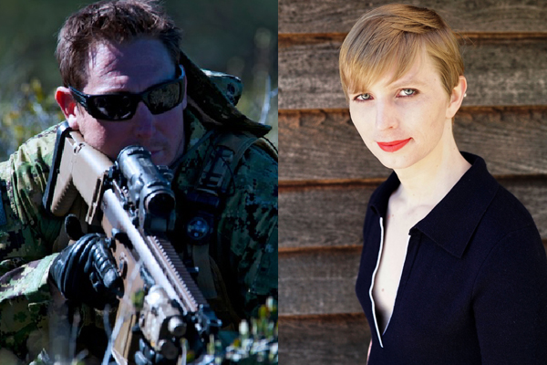 Navy SEAL Destroys Chelsea Manning Over His Anti-Police Post