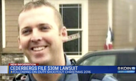 Trooper shot 12 times files $30M lawsuit