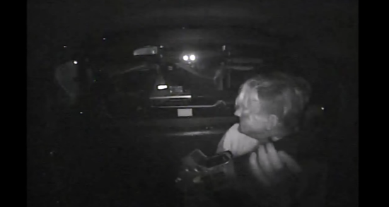 Uncanny video reveals need for officer safety alert